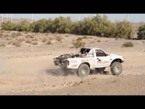 Jeremy Henderson Testing The New 1GR Powered Toyota Pickup