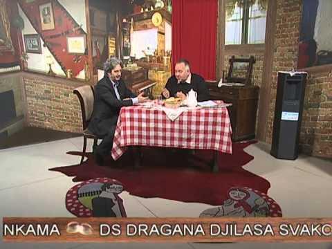 Uz Jutarnju Kafu - Milomir Maric i Dragan Marinkovic Maca  07.02.2014.