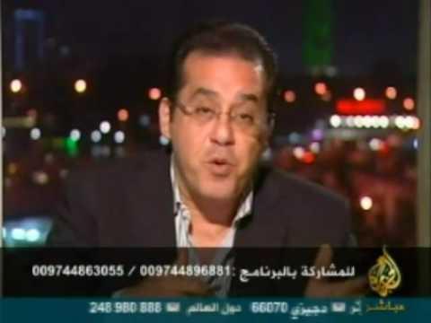 مباشر مع، أيمن نور.المعارضة وتوريث الحكم في مصر
