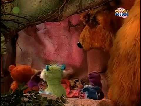 Niedźwiedź w dużym niebieskim domu - odc.76 Sekretna grota misia