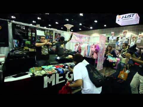 Anime Expo 2014 Cosplay Fan Video 2: Cool Shoeshine Edition