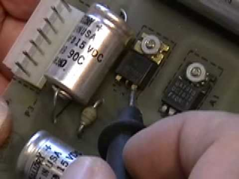 Rhodes 5 Pin Power Supply Repair Part 1