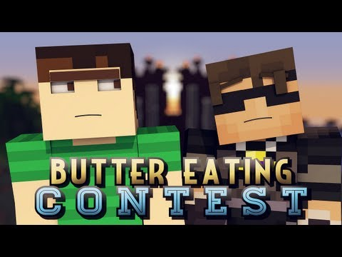 Butter Eating Contest 