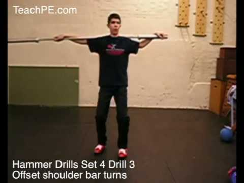 Hammer Drills Set 4 Drill 3