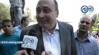 بالفيديو.. أسامة سرايا: «تعلمت من أحمد رجب أن 4 سطور قد تبيع جريدة»