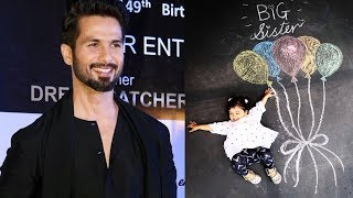 Shahid Kapoor on becoming a father for the second time: We just felt like sharing it with everyone - TIMESOFINDIACHANNEL