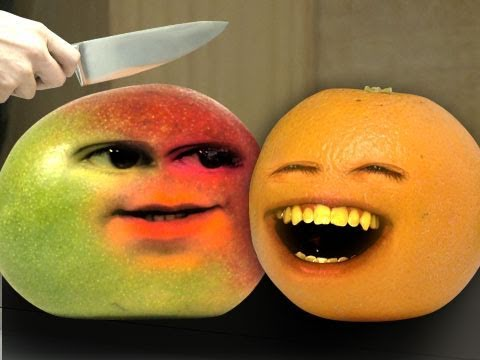 Annoying Orange: It Takes Two to Mango