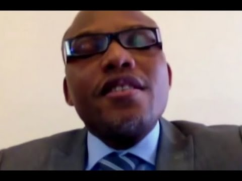 Nnamdi Kanu (Director of Radio Biafra London) & His Careless Utterances