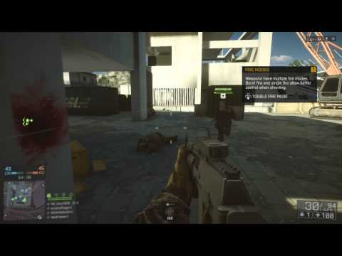 Battlefield 4 Multiplayer - PS4 1080p HDMI - Elgato Test