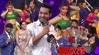 DHEE 10 Grand Finale - Dhee 10 Latest Promo - 18th July 2018 - Young Tiger NTR -  Priyamani, Sekhar - MALLEMALATV