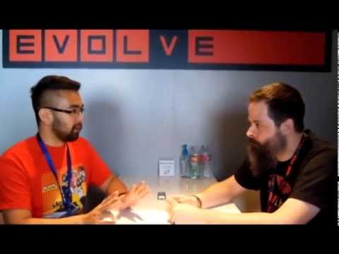 Evolve Interview - PAX Prime 2014