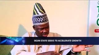 Ogun State seeks to accelerate growth - ABNDIGITAL