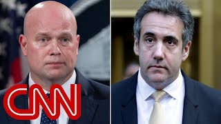 NYT: Trump may have tried to interfere with Cohen investigation - CNN