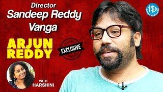 Arjun Reddy Movie Director Sandeep Reddy Vanga Full Interview || Talking Movies With iDream #476 - IDREAMMOVIES
