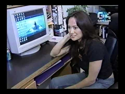 Asia Carrera on G4TV's