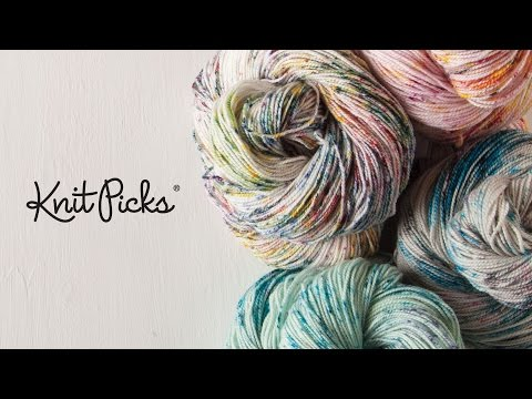 Hawthorne Speckle Handpaint Yarn Review