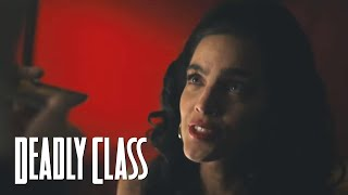 DEADLY CLASS | Season 1, Episode 5: Three's Company | SYFY - SYFY