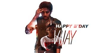 Happy B'day Vijay|telugu shortfilm|suspense thriller - YOUTUBE