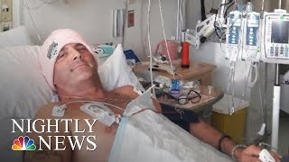 Cancer Rates Are Rising Among Firefighters, Research Shows | NBC Nightly News - NBCNEWS