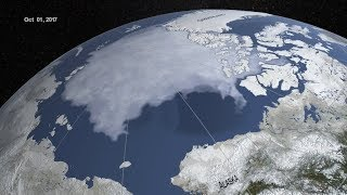 Arctic Sea Ice Continues a Trend of Shrinking Maximum Extents - NASAEXPLORER