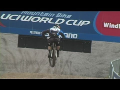 2011 Mountain Bike World Cup Downhill in New York