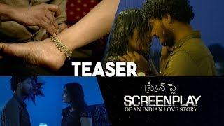 Screenplay Of An Indian Love Story Movie Official Trailer || Latest Telugu Movies 2020 || IG Telugu - IGTELUGU
