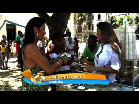 SBT Folia 2014 - Perdidas na Bahia: Lívia Andrade e Helen Ganzarolli em Salvador