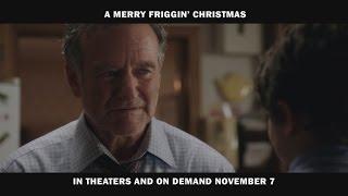 بالفيديو.. مشاهد من فيلم merry firggin Christmas آخر أعمال روبين ويليامز