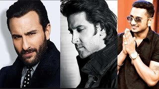 Bollywood News in 1 minute - 22/09/2014 - Hrithik Roshan, Saif Ali Khan, Honey Singh