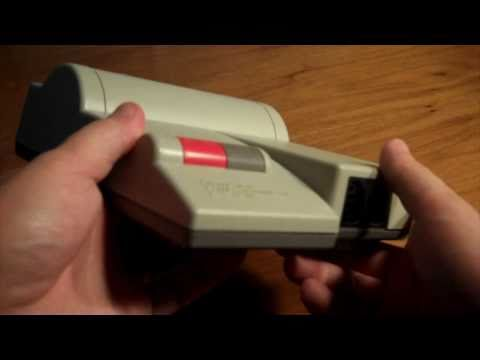 CGRundertow - TOP LOADING NES-101 Video Game Console Review