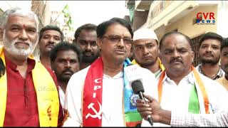 Face To Face with Malkajgiri TJS Candidate Kapilavai Dileep Kumar | TS Assembly Polls | CVR NEWS - CVRNEWSOFFICIAL