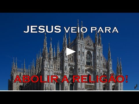 Why I Hate Religion, But Love Jesus || Spoken Word || LEGENDADO