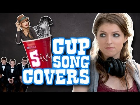 One Direction & Taylor Swift get the Cup Song Treatment