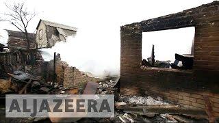 Fresh clashes threaten shaky Ukraine truce - ALJAZEERAENGLISH