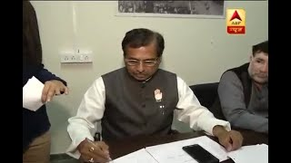 Gujarat Elections: Watch how strategies being made inside Congress war room in Ahmedabad - ABPNEWSTV