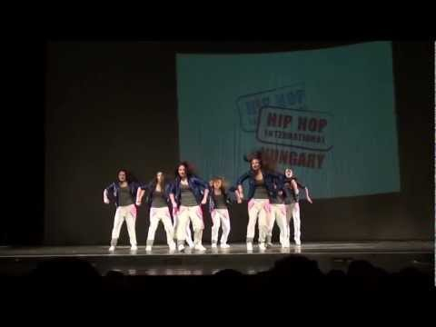 Hip Hop International Hungary 2013 Dynamite IV. hely.