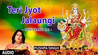 Teri Jyot Jalaungi I Devi Bhajan I PUSHPA SINGH I Full Audio Song I Shiv Shakti Sai - TSERIESBHAKTI