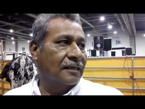 Carlor Manzo-Rancho EL ALEMAN-Expo Ganado Cebu 2013