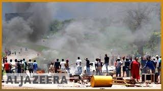 🇿🇼 Zimbabwe fuel hike sparks national shutdown | Al Jazeera English - ALJAZEERAENGLISH