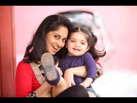 Shalini Ajith daughter