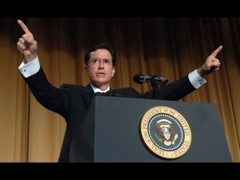 Romney Steven Colbert Movie
