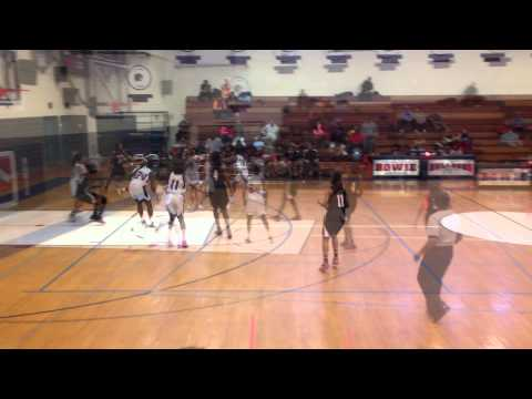 Dyzhanay Burton 2014 PG- City at Bowie