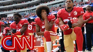 Trump: NFL players who kneel 'shouldn't be in the country' - CNN