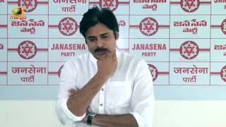 Pawan Kalyan Expressed JanaSena Stand on Nandyal , Kakinada Polls | Mango News - MANGONEWS