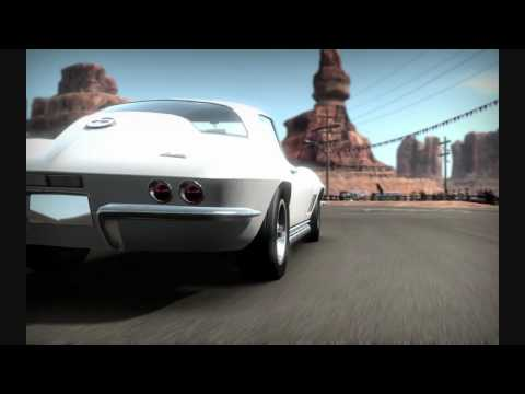1967 Chevrolet Corvette C2 Sting Ray in Need for Speed: Shift