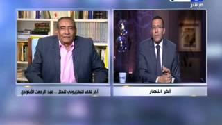 ماذا قال الأبنودي لمحمود سعد قبل وفاته؟