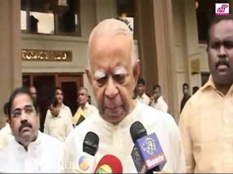 TNA Leader Sampanthan Speaks to Virakesari   YouTube
