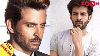 Hrithik PLANS a strategy for 'Super 30' | Kartik Aaryan UPSET with his PR team  & more - ZOOMDEKHO