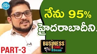 Paynear MD & Group CEO Prabhu Ram Exclusive Interview - Part #3 || Business Icons With iDream - IDREAMMOVIES