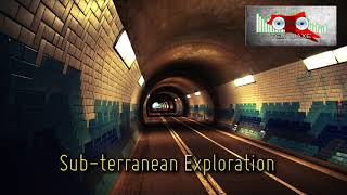 Royalty Free :Sub-terranean Exploration